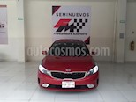 Foto venta Auto usado Kia Forte SX Aut color Rojo precio $260,000