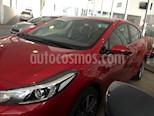 Foto venta Auto Seminuevo Kia Forte SX Aut (2017) color Rojo Carmesin precio $270,000