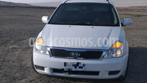 Kia Grand Carnival LX 2.2L Diesel  usado (2012) color Blanco precio $9.300.000