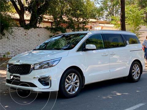 Kia Grand Carnival 2.2L EX Diesel usado (2019) color Blanco precio $29.990.000