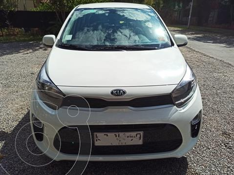 Kia Morning 1.2L EX ABS AC  usado (2019) color Blanco precio $8.300.000
