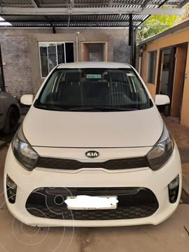 Kia Morning 1.2L EX Full usado (2017) color Blanco precio $6.980.000