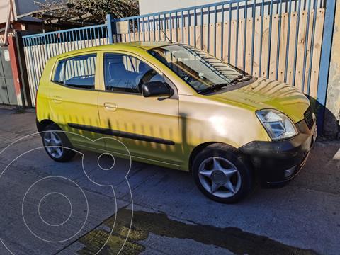 Kia Morning LX 1.1L usado (2006) color Verde precio $3.800.000