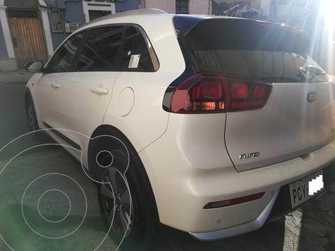 Kia Niro 1.6L Aut Hybrido  usado (2018) color Blanco Perla precio u$s22.000