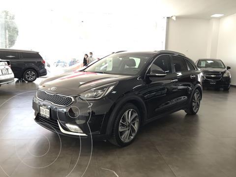 Kia Niro 1.6L GDI EX usado (2018) color Negro precio $399,000