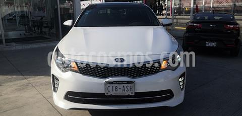 Kia Optima 2.0L Turbo GDI SXL usado (2018) color Blanco Perla precio $330,000