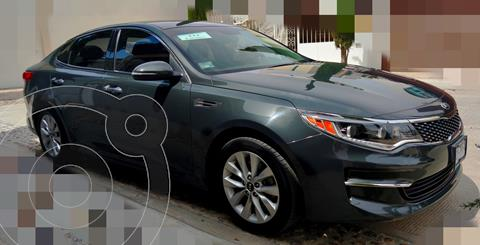 Kia Optima 2.4L GDI EX usado (2016) color Gris precio $228,000