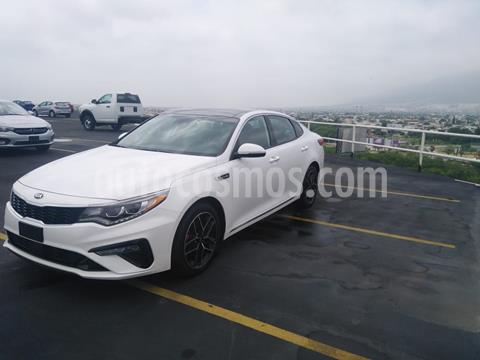 Kia Optima 2.0L Turbo SXL usado (2020) color Blanco Perla precio $469,900