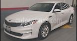 foto Kia Optima 4p EX L4/2.4 Aut usado (2018) color Blanco precio $349,000
