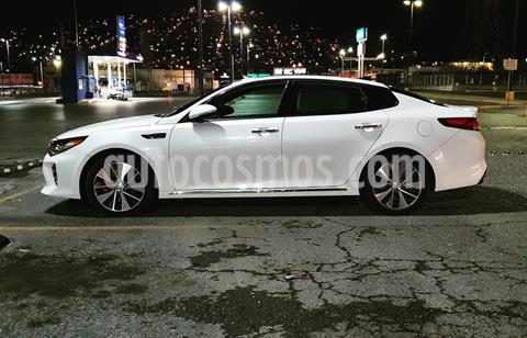 Kia Optima 2.0L Turbo GDI SXL usado (2017) color Blanco Perla precio $328,500