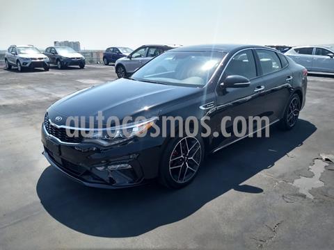 Kia Optima 2.0L Turbo SXL usado (2020) color Negro precio $469,900