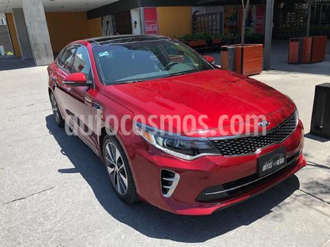 Kia Optima 2.0L Turbo GDI SXL usado (2016) color Rojo precio $339,900