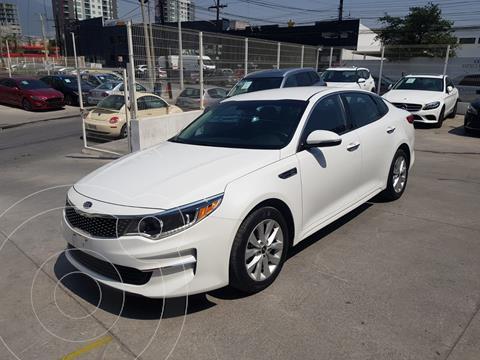 Kia Optima 2.4L GDI EX usado (2018) color Blanco Perla precio $315,000