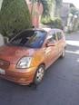 Foto venta carro Usado Kia Picanto 1.1 Ex (2007) color Naranja precio u$s2.000