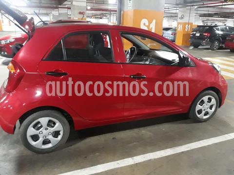 KIA Picanto 1.1L LX Aut usado (2015) color Rojo precio u$s8,000