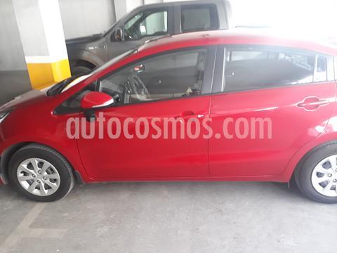 Kia Rio 4 1.4L EX DAB Ac usado (2016) color Rojo precio $6.150.000