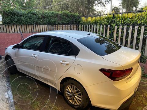 Kia Rio 4 1.4L Aut  usado (2018) color Blanco precio $11.850.000