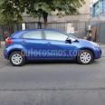 Foto venta Auto Usado Kia Rio 5  EX 1.4L Ac (2014) color Azul precio $5.950.000