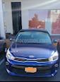 Foto venta Auto usado Kia Rio Hatchback EX Pack Aut (2018) color Azul Azzuro precio $250,000