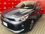 Foto venta Auto usado Kia Rio Hatchback EX Pack Aut (2018) color Azul precio $289,000