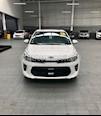 Foto venta Auto usado Kia Rio Hatchback EX (2018) color Blanco precio $269,000