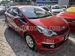 Foto venta Auto Seminuevo Kia Rio Hatchback EX (2017) color Rojo precio $190,000
