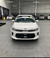 Foto venta Auto usado Kia Rio Hatchback EX (2018) color Blanco precio $269,500