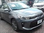 Foto venta Auto usado Kia Rio Hatchback EX (2018) color Gris Oscuro precio $255,000