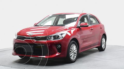 Kia Rio Hatchback EX usado (2018) color Rojo precio $254,900