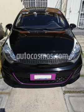 Kia Rio Hatchback LX usado (2016) color Negro precio $138,500