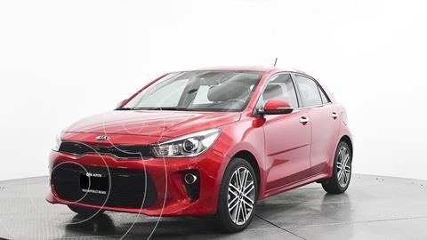 Kia Rio Hatchback EX Pack Aut usado (2020) color Rojo precio $303,000