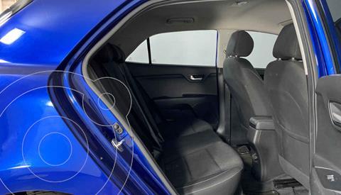 Kia Rio Hatchback EX usado (2018) color Azul precio $247,999