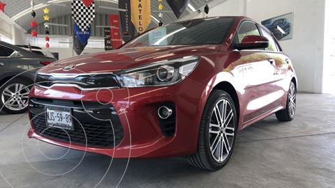 Kia Rio Hatchback EX Pack Aut usado (2020) color Rojo precio $278,000