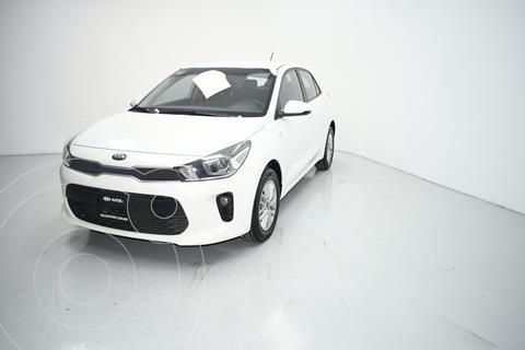 Kia Rio Hatchback LX Aut usado (2018) color Blanco precio $187,000
