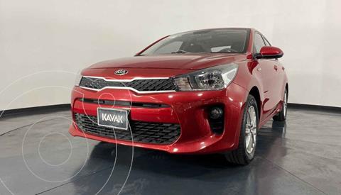 Kia Rio Hatchback LX Aut usado (2018) color Rojo precio $219,999