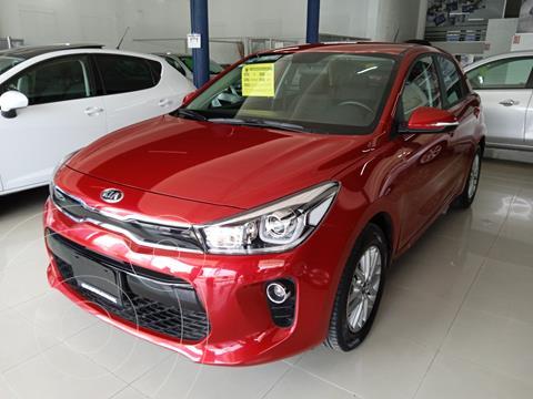 Kia Rio Hatchback EX Aut usado (2018) color Rojo precio $269,900