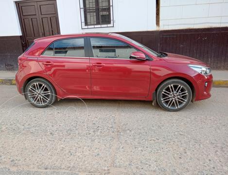 KIA Rio Hatchback 1.6L EX Ultra  usado (2017) color Rojo Fuego precio u$s14,500