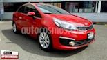 Foto venta Auto usado Kia Rio Sedan 4p EX L4/1.6 Man (2017) color Rojo precio $200,000