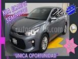 Foto venta Auto usado Kia Rio Sedan 5p EX L4/1.6 Aut (2018) color Gris precio $239,000
