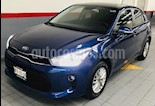 Foto venta Auto usado Kia Rio Sedan 5p EX L4/1.6 Man (2018) color Azul precio $225,000