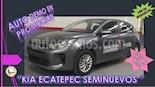 Foto venta Auto usado Kia Rio Sedan 5p LX L4/1.6 Aut (2019) color Gris precio $249,000