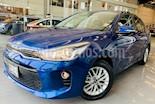 Foto venta Auto usado Kia Rio Sedan EX Aut (2018) color Azul precio $249,000