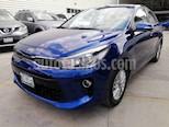 Foto venta Auto usado Kia Rio Sedan EX Aut (2018) color Azul precio $250,000