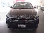 Foto venta Auto usado Kia Rio Sedan EX Aut (2019) color Negro precio $275,000