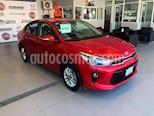 Foto venta Auto Seminuevo Kia Rio Sedan EX Aut (2018) color Rojo precio $245,000
