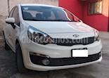 Foto venta Auto usado Kia Rio Sedan EX (2017) color Blanco precio $185,000
