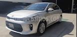 Foto venta Auto usado Kia Rio Sedan EX (2018) color Plata precio $229,900