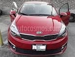 Foto venta Auto usado Kia Rio Sedan EX (2017) color Rojo precio $205,000