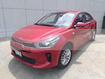 Foto venta Auto usado Kia Rio Sedan EX (2018) color Rojo precio $209,000