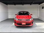 Foto venta Auto usado Kia Rio Sedan EX (2018) color Rojo precio $223,000